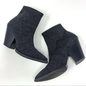 Jane and the Shoe Kalista Ankle Booties Size 8.5